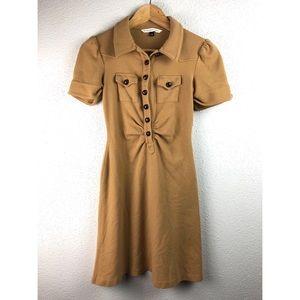 VTG Diane von Furstenberg Wool Dress